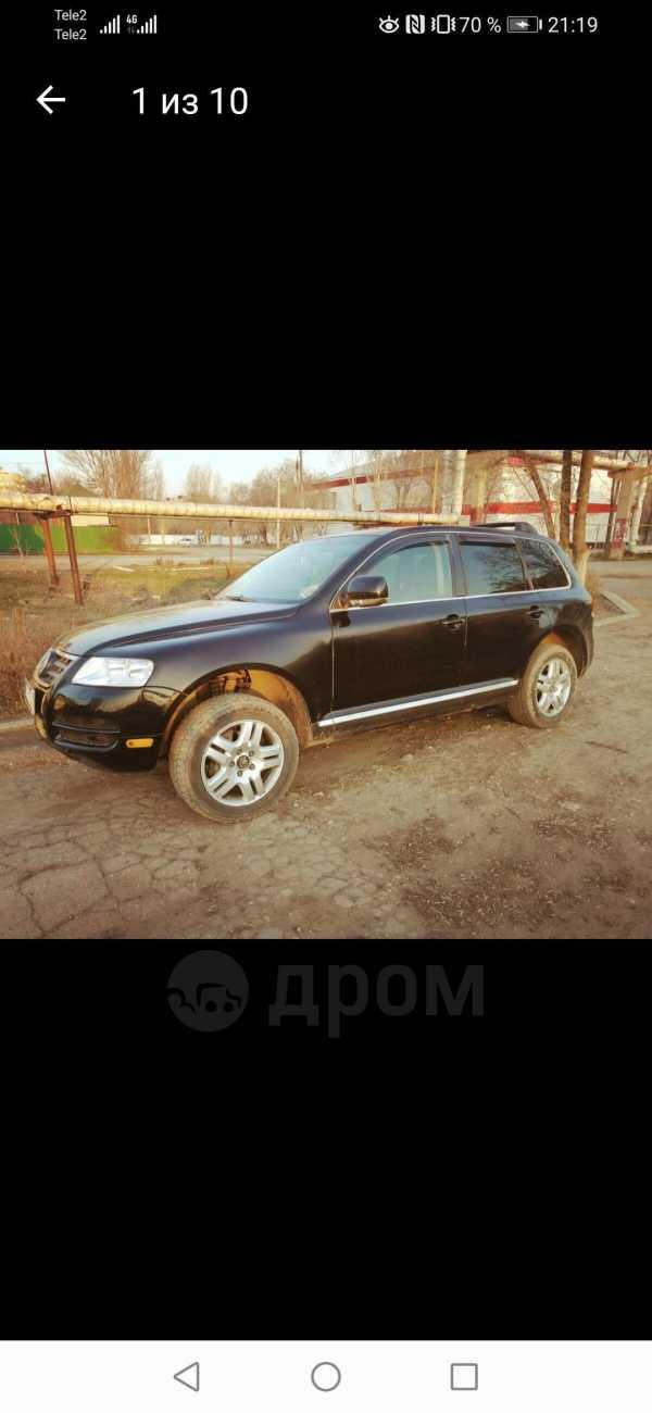 Volkswagen Touareg, 2002 год, 455 000 руб.