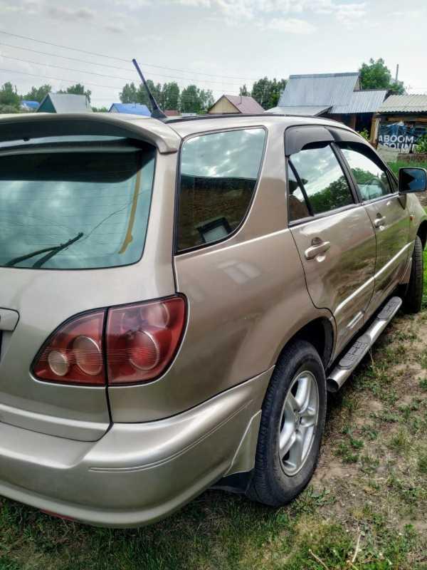 Toyota Harrier, 1999 год, 300 000 руб.