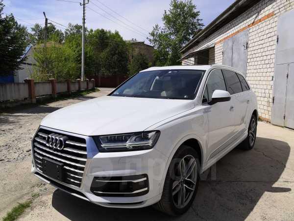 Audi Q7, 2016 год, 3 550 000 руб.