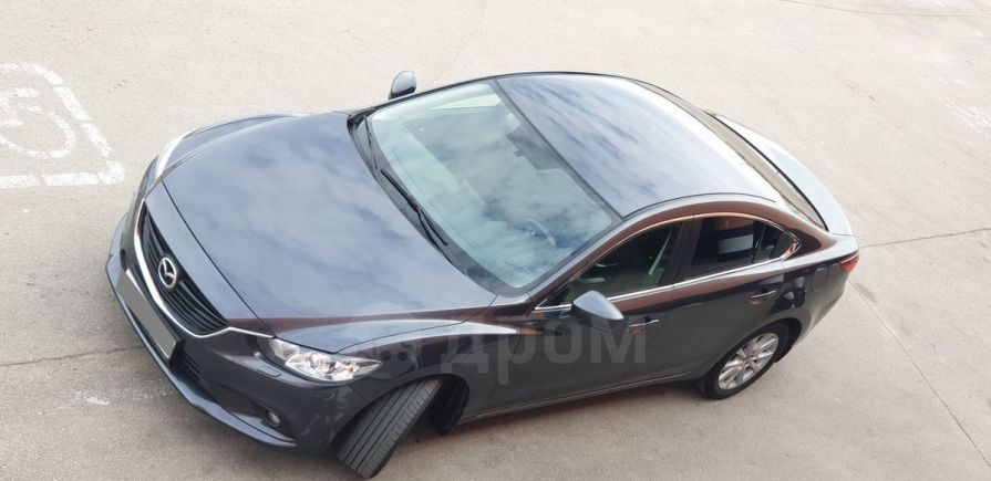 Mazda Mazda6, 2017 год, 1 225 000 руб.