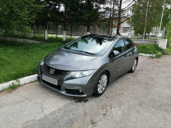 Honda Civic, 2012 год, 800 000 руб.