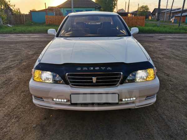Toyota Cresta, 2001 год, 550 000 руб.