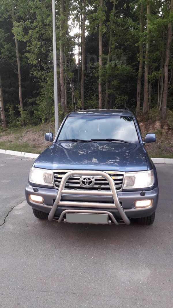 Toyota Land Cruiser, 2007 год, 1 500 000 руб.
