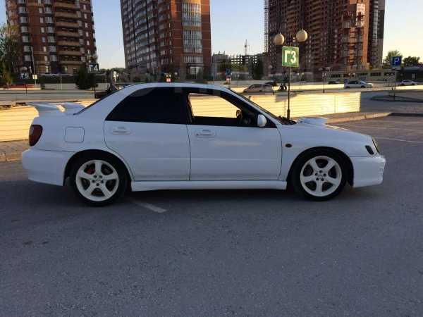 Subaru Impreza WRX, 2002 год, 700 000 руб.