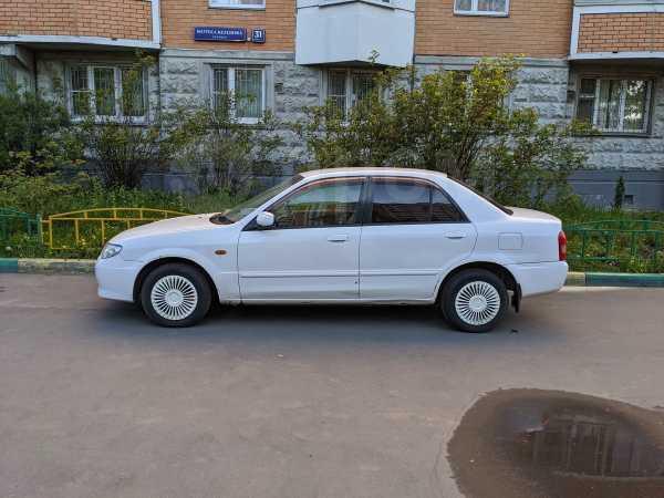 Mazda 323, 2002 год, 135 000 руб.