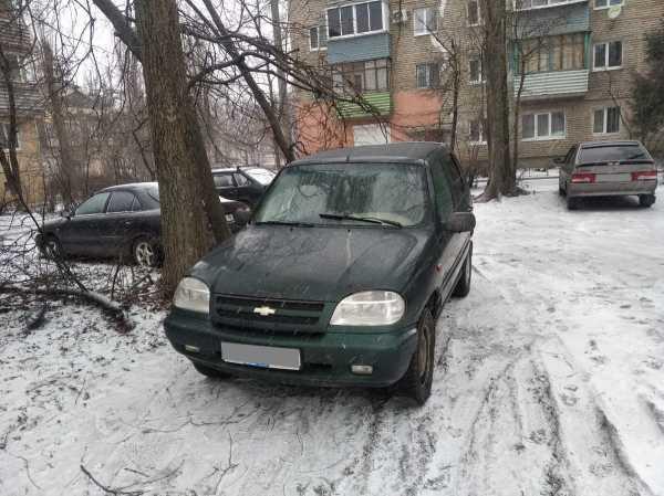 Chevrolet Niva, 2005 год, 138 000 руб.