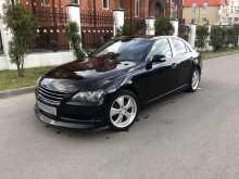 Москва Mark X 2007
