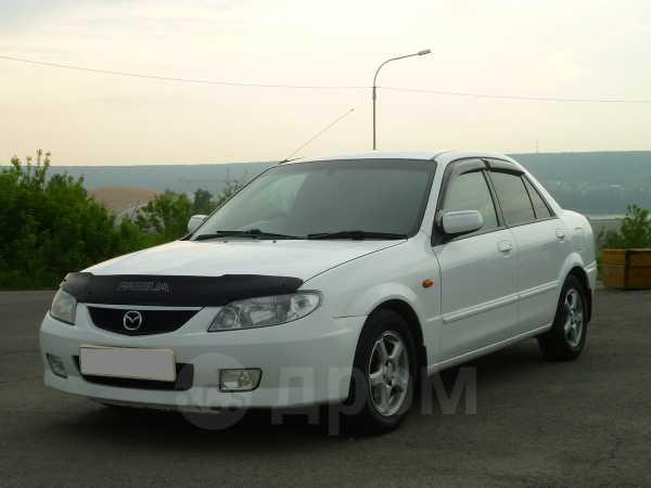 Mazda Familia, 2003 год, 202 000 руб.