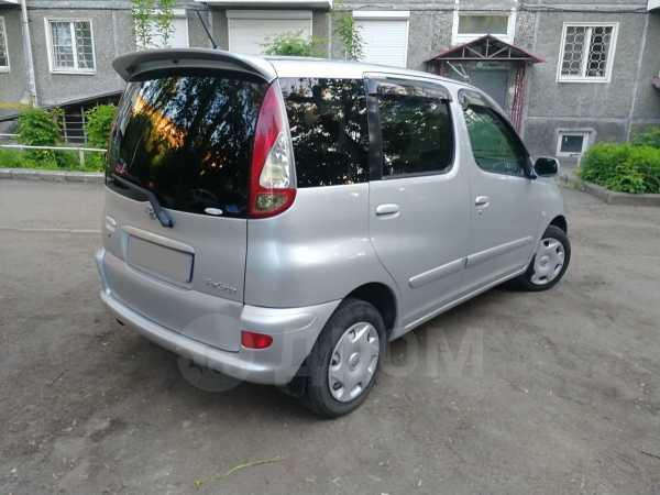 Toyota Funcargo, 2003 год, 245 000 руб.