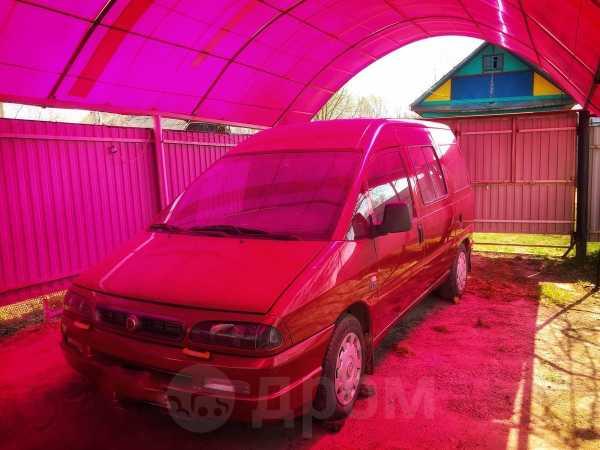 Fiat Scudo, 2002 год, 380 000 руб.