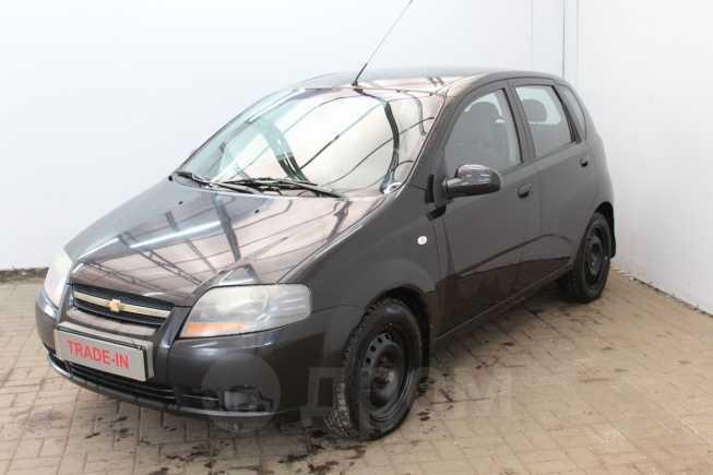Chevrolet Aveo, 2007 год, 199 777 руб.