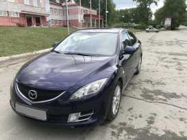 Кировград Mazda6 2008
