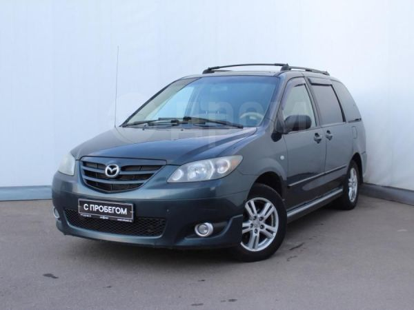Mazda MPV, 2003 год, 399 000 руб.