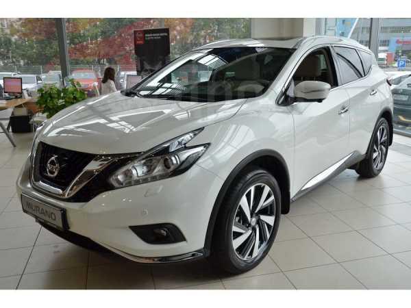Nissan Murano, 2020 год, 3 129 000 руб.
