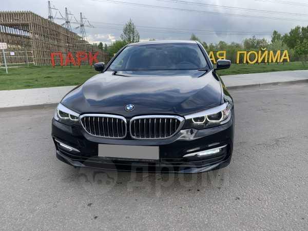 BMW 5-Series, 2017 год, 1 500 000 руб.