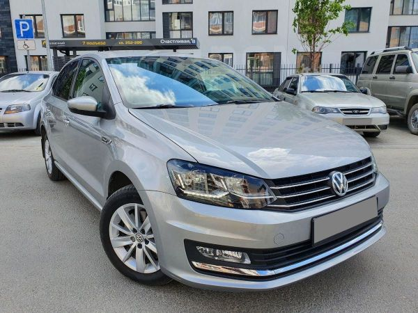 Volkswagen Polo, 2018 год, 770 000 руб.