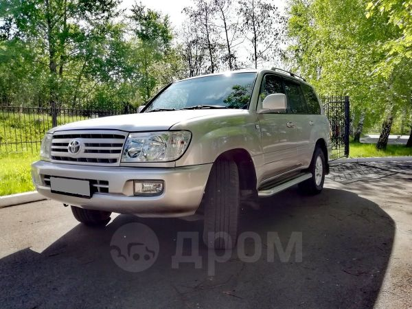 Toyota Land Cruiser, 2004 год, 1 150 000 руб.