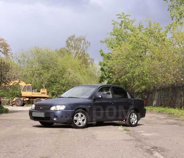 Kia Spectra, 2006 год, 135 000 руб.