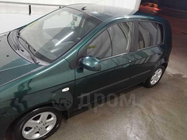 Hyundai Getz, 2003 год, 192 000 руб.