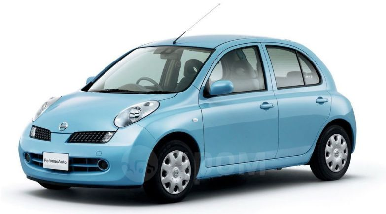 Nissan March, 2002 год, 159 999 руб.
