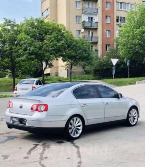 Volkswagen Passat, 2005 год, 370 000 руб.