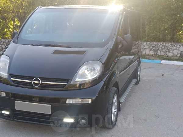 Opel Vivaro, 2004 год, 630 000 руб.