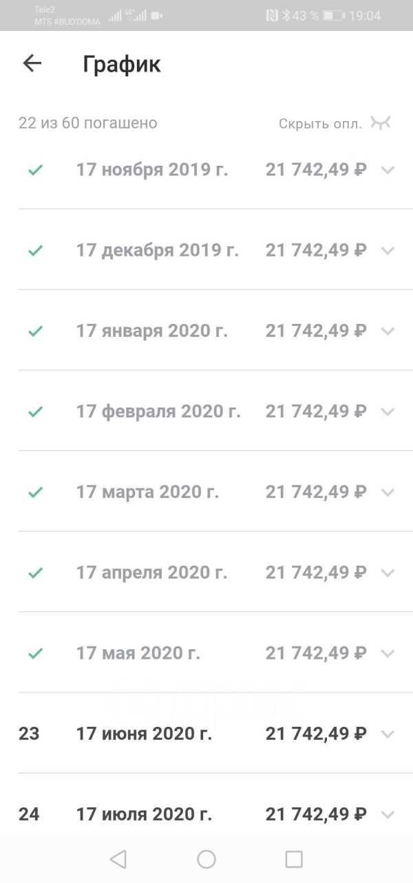 Лада Х-рей, 2018 год, 450 000 руб.