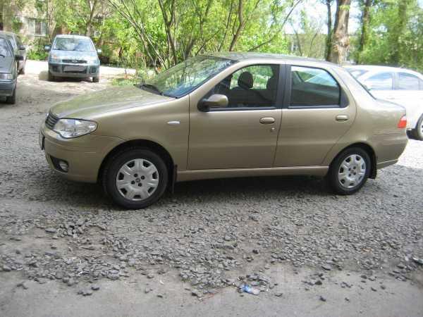 Fiat Albea, 2010 год, 230 000 руб.