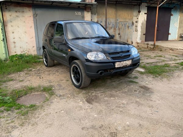 Chevrolet Niva, 2010 год, 210 000 руб.