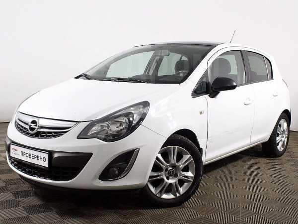 Opel Corsa, 2012 год, 429 000 руб.