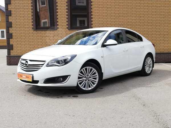 Opel Insignia, 2014 год, 942 000 руб.