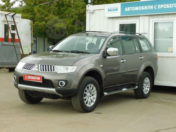 Mitsubishi Pajero Sport, 2012 год, 955 000 руб.