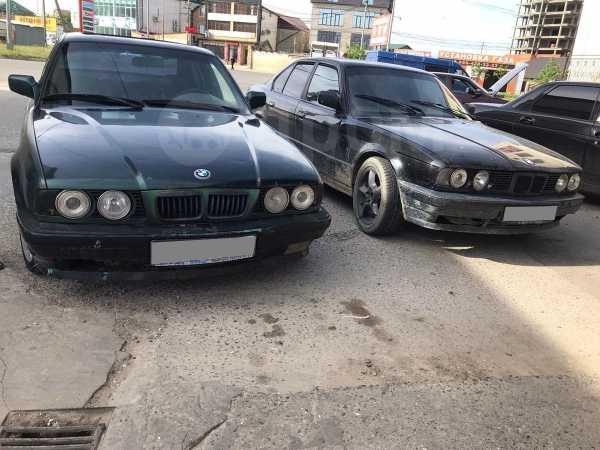 BMW 5-Series, 1991 год, 75 000 руб.