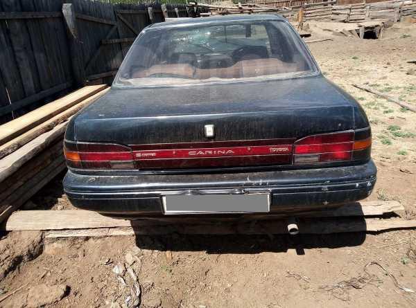 Toyota Carina, 1989 год, 45 000 руб.