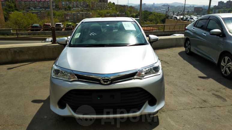 Toyota Corolla Axio, 2017 год, 675 000 руб.