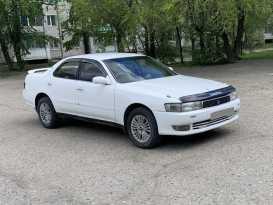 Свободный Toyota Cresta 1994
