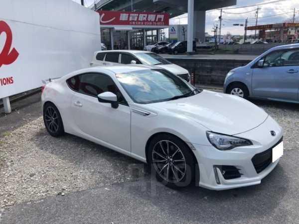 Subaru BRZ, 2019 год, 1 015 000 руб.