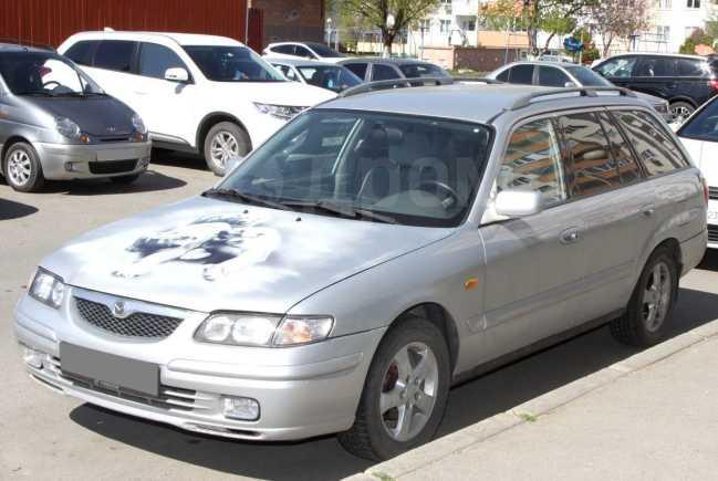 Mazda 626, 2002 год, 205 200 руб.