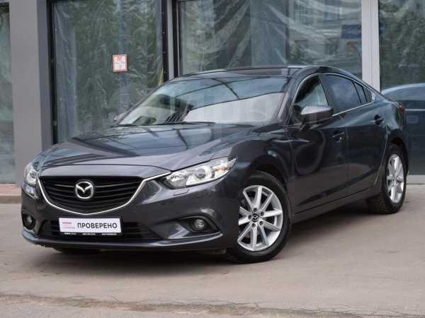 Mazda Mazda6, 2017 год, 1 235 000 руб.