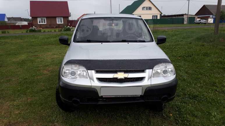 Chevrolet Niva, 2012 год, 215 000 руб.