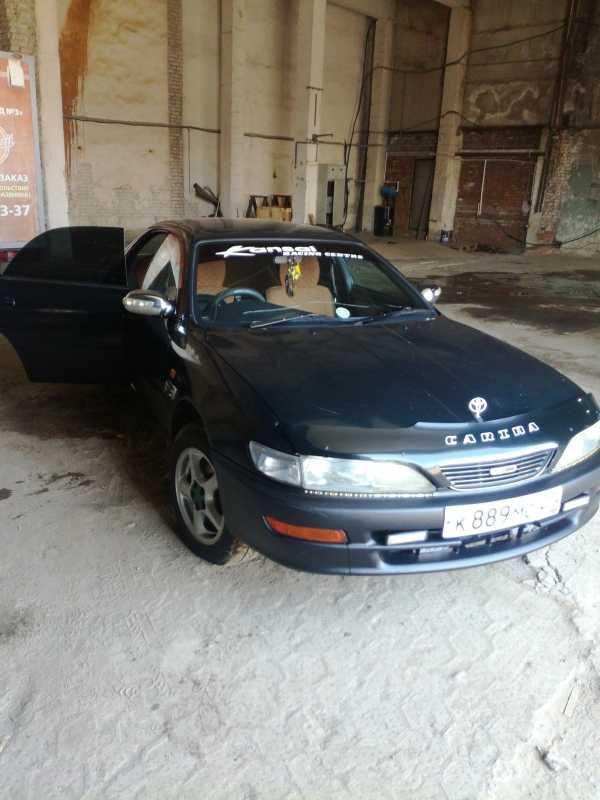 Toyota Carina ED, 1994 год, 150 000 руб.
