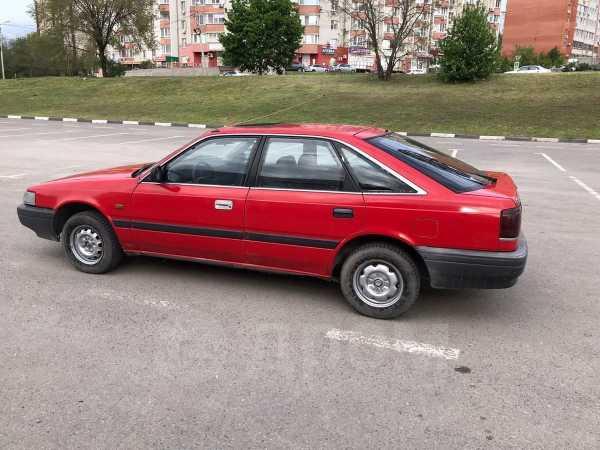 Mazda 626, 1989 год, 58 000 руб.