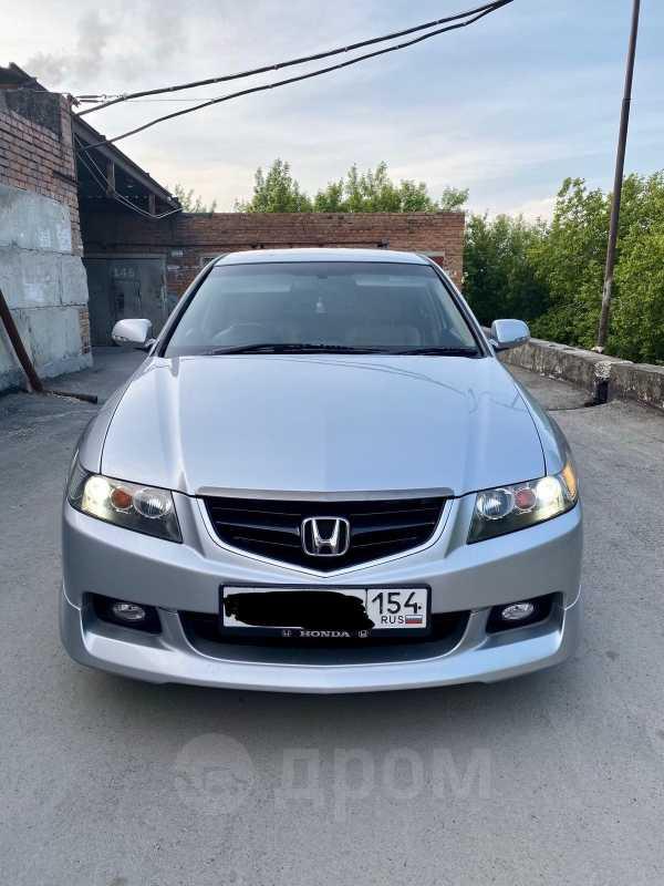 Honda Accord, 2004 год, 445 000 руб.