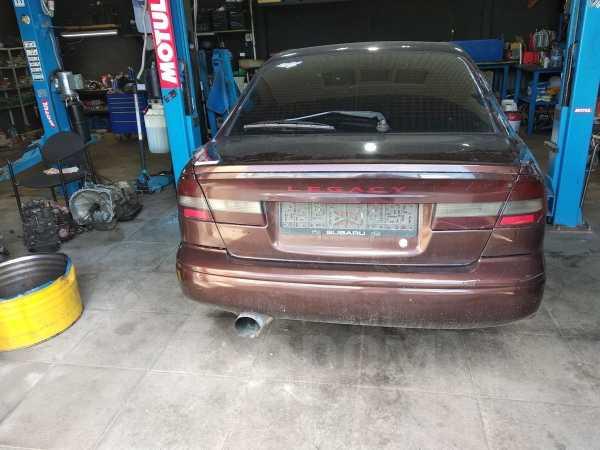 Subaru Legacy B4, 2000 год, 120 000 руб.