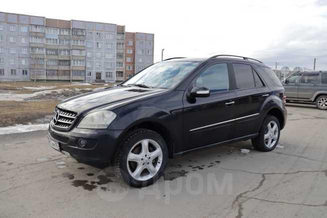 Mercedes-Benz M-Class, 2006 год, 660 000 руб.