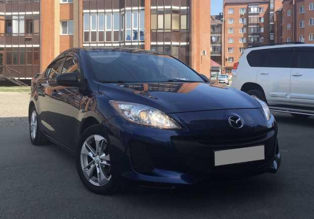 Mazda Mazda3, 2012 год, 518 000 руб.