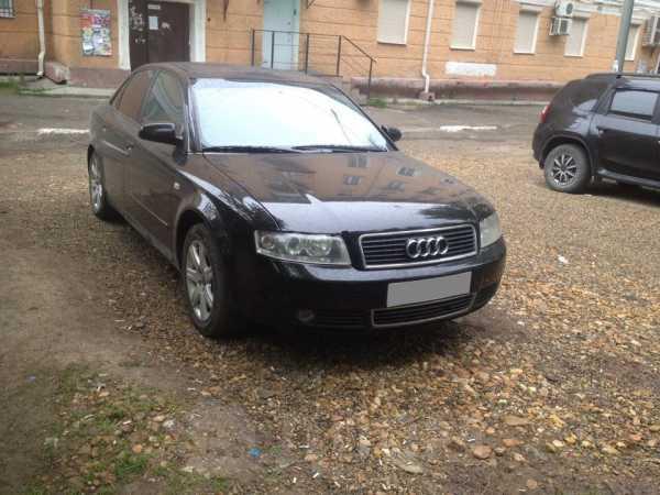 Audi A4, 2004 год, 255 000 руб.