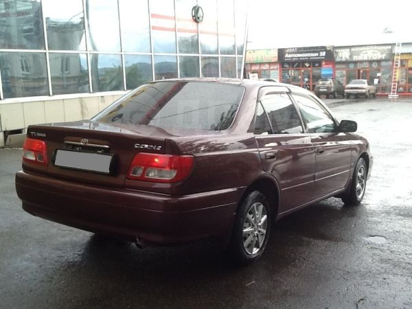 Toyota Carina, 1998 год, 227 000 руб.