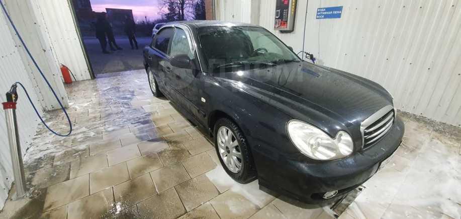 Hyundai Sonata, 2005 год, 210 000 руб.