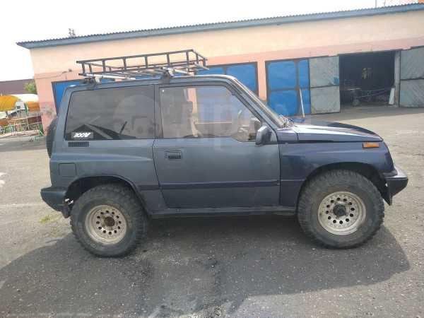 Suzuki Escudo, 1992 год, 180 000 руб.